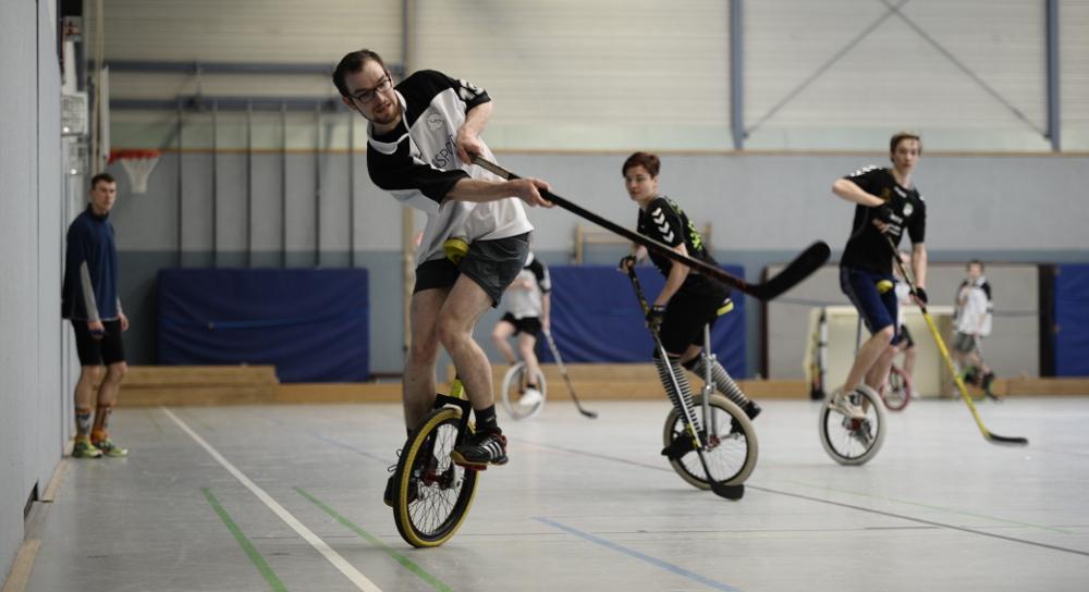 33. Dresden Einradhockeyturnier